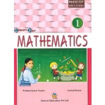 Concept First Mathematics Class 1