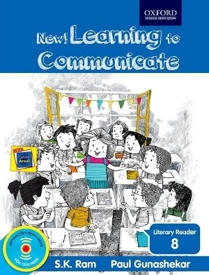 Oxford New Learning To Communicate Literary Reader Class 8