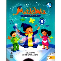 Maths Wiz A Course In Mathematics For Class 5