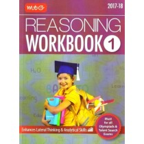 MTG Olympiad Reasoning Workbook For Class 1