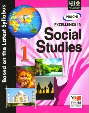 Prachi Excellence In Social Studies For Class 1