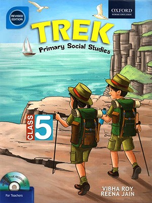 Oxford Trek Primary Social Studies For Class 5