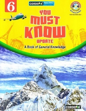 Cordova You Must Know Update A Book of General Knowledge Book 6