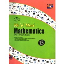 Me n Mine Mathematics Pullout Worksheets Class 7