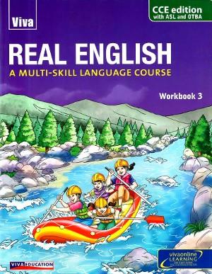 Viva Real English Work book 3 – A multi-skill language course