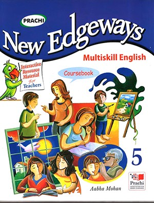 Prachi New Edgeways Multiskill English For Class 5