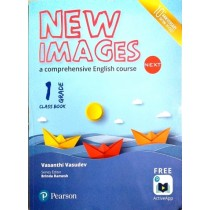 Pearson New Images Next English Coursebook Class 1