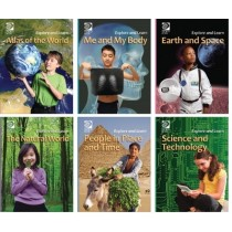 Explore and Learn 6 Volume Set
