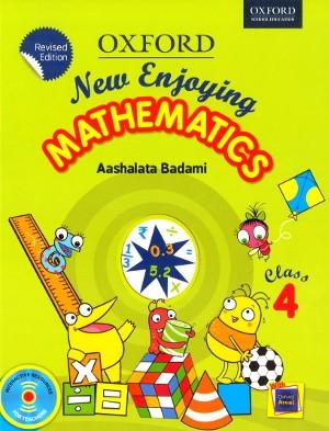 Oxford New Enjoying Mathematics Class 4