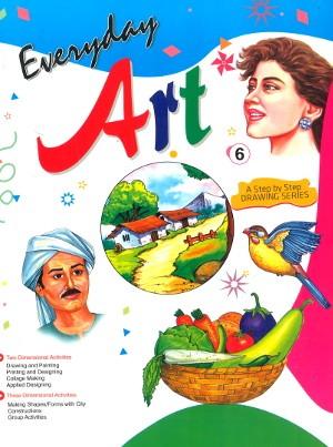 Radison Everyday Art For Class 6