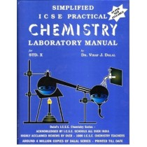 Dalal ICSE Practical Chemistry Laboratory Manual for Class 10
