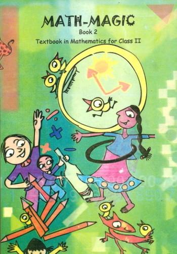 NCERT Math Magic Class 2