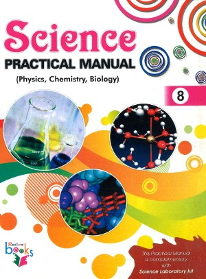 Radison Science Lab Manual Class 8 (With Practical Manual)
