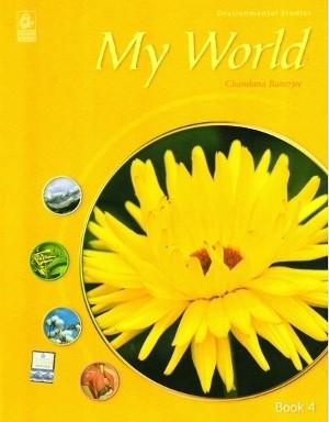 Bharati Bhawan My World Environmental Studies Book 4