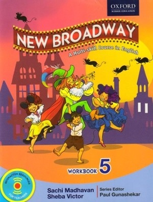 Oxford New Broadway English Workbook 5