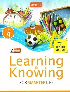 MTG Learning & Knowing For Smarter Life Class 4