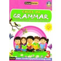 Cordova Excel in Grammar Book 3