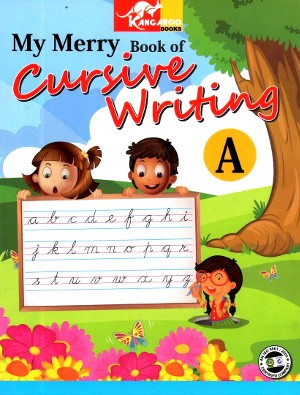 My Merry Book of Cursive Writing A
