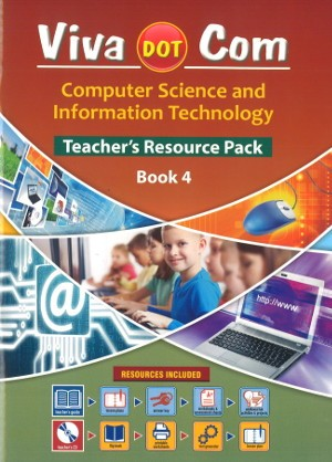 Viva Dot Com Book 4 (Teacher's Resource Pack)