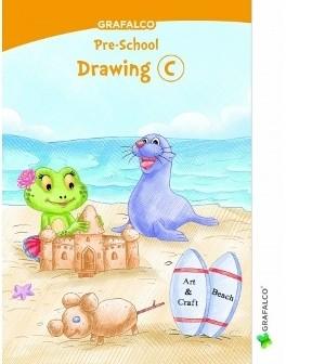 Grafalco Pre-School Drawing C