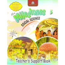 Madhubun New Milestones Social Science Solution Book Class 3