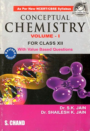 Conceptual Chemistry for class-12 (volume-1)
