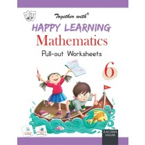 Happy Learning Mathematics Pull-out Worksheets Class 6