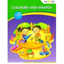 Next Education Colours and Shapes Primer A