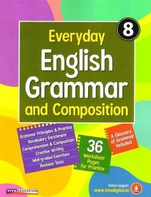Viva Everyday English Grammar and Composition 8