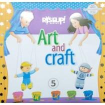 RiseUp Art and Craft Class 5