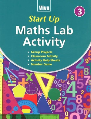 Viva Start Up Maths Lab Activity For Class 3