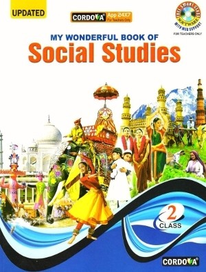 Cordova My Wonderful Book of Social Studies Class 2