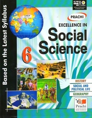 Prachi Social Science For Class 6 (Revised Edition 2019)