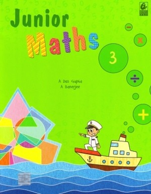 Bharati Bhawan Junior Maths For Class 3