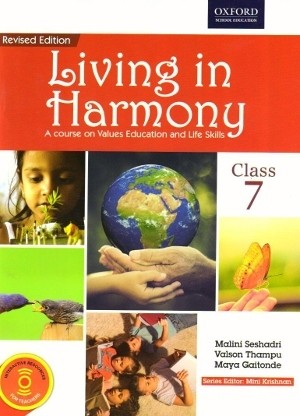 Oxford Living in Harmony Values Education  Class 7