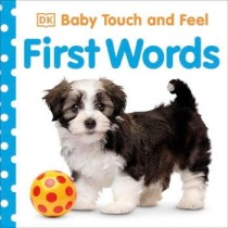 DK Baby Touch and Feel First Words