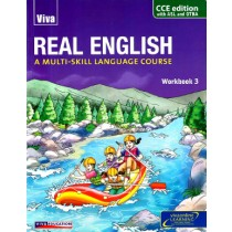 Viva Real English Work book 3 – A multi-skill language course