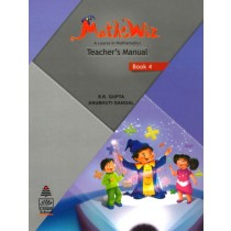 Maths Wiz A Course In Mathematics Teacher's Manual Book 4