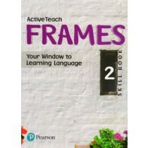 Pearson ActiveTeach Frames Skill Book Class 2