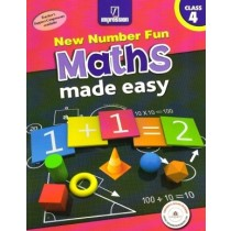 New Number Fun Maths Made Easy Class 4