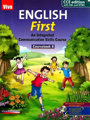 Viva English First Coursebook 8