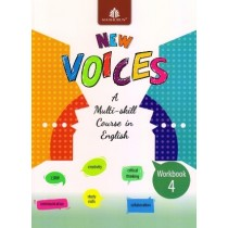 Madhubun New Voices English Workbook 4