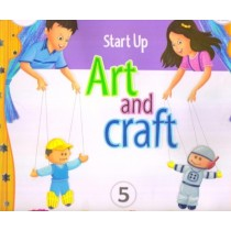 acevision Start Up Art and Craft Class 5