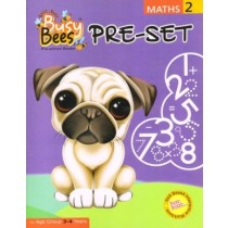 Acevision Busy Bees Pre-Set Maths Book 2