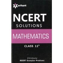Arihant NCERT Solutions Mathematics Class 11