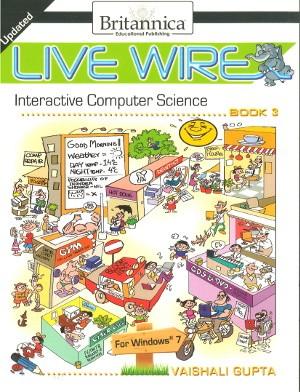 Britannica Live Wire Interactive Computer Science Class 3