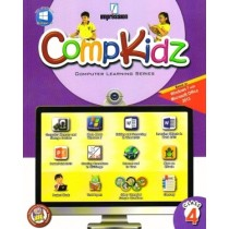 Compkidz Computer Learning Series Class 4
