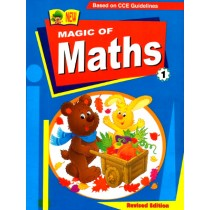 Magic Of Maths For Class 1