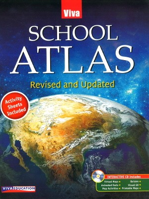 Viva School Atlas