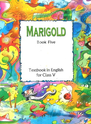 NCERT Marigold Book Five For Class 5